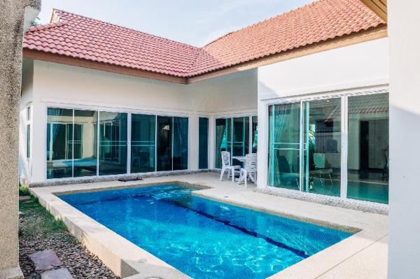 The Legacy Huahin Pool Villa Type B Hua Hin