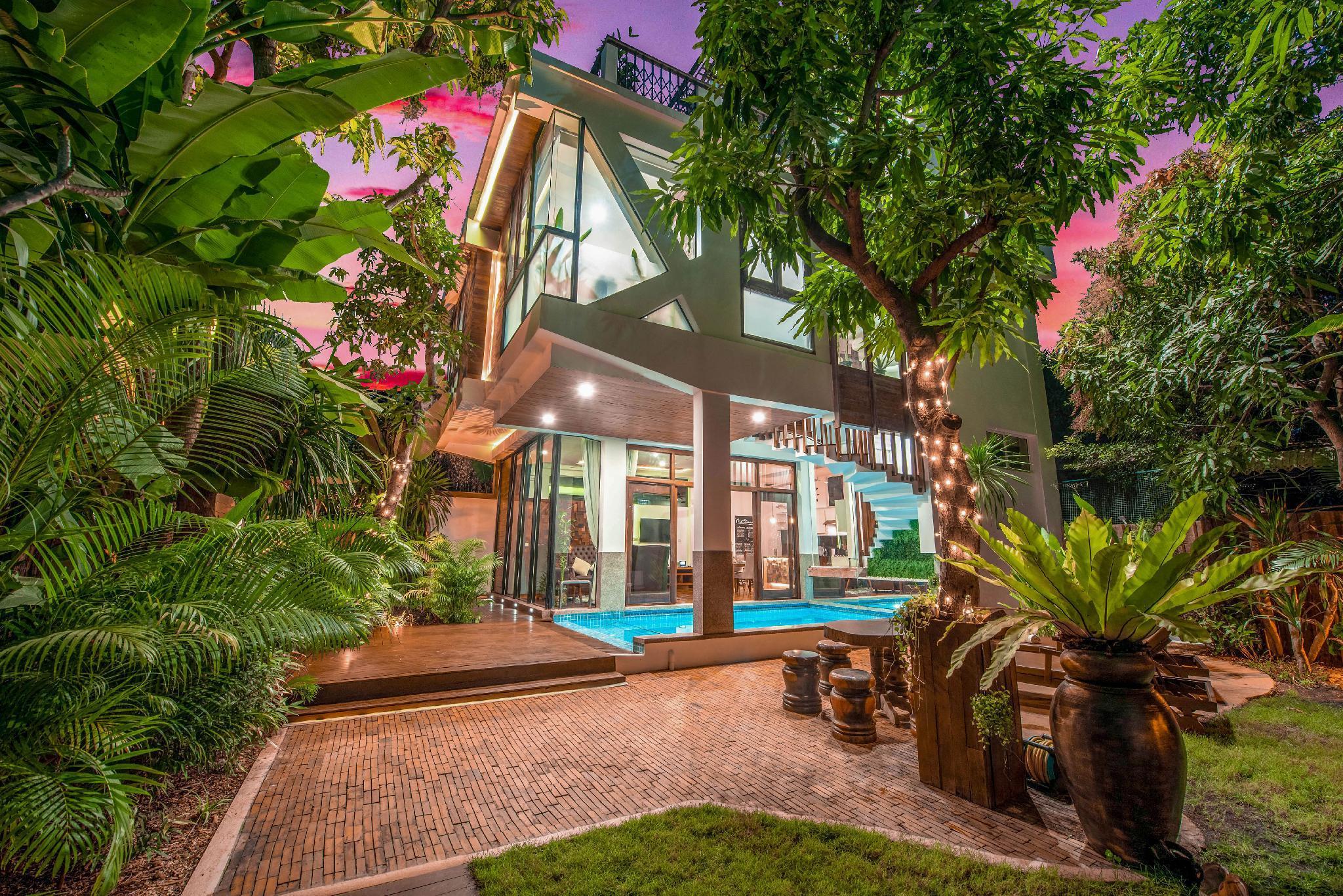 Villa Eternal   Private Pool Villa Over 3 Levels