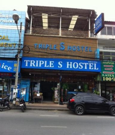 Triple s hostel Chiang Mai