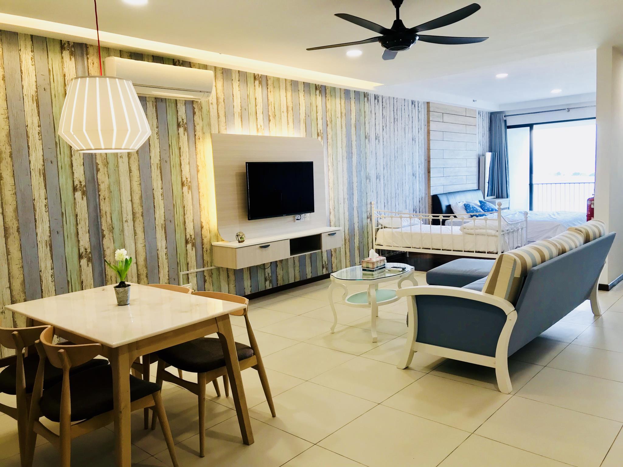 Little Cabin Seaview Luxury Studio