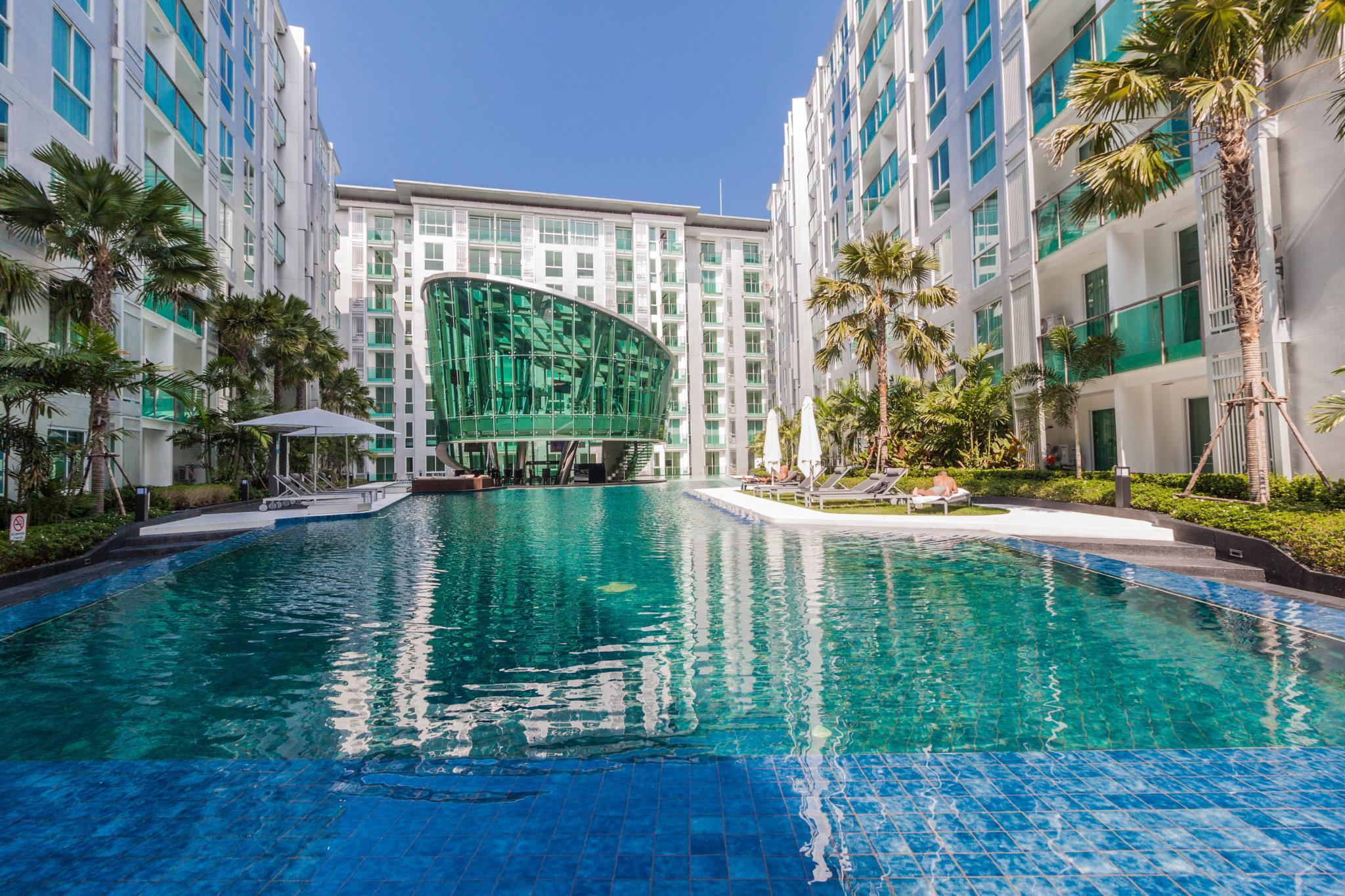 City Center Residence By Pattaya Sunny Rentals