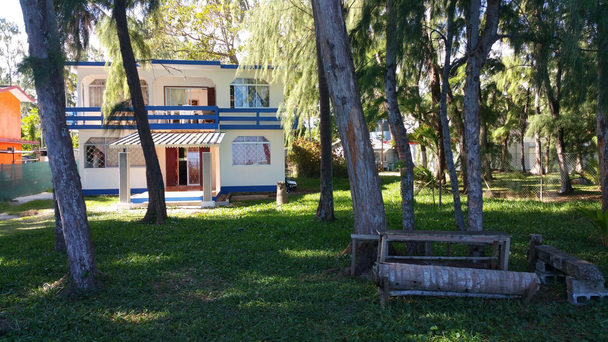 Oria Beachfront House