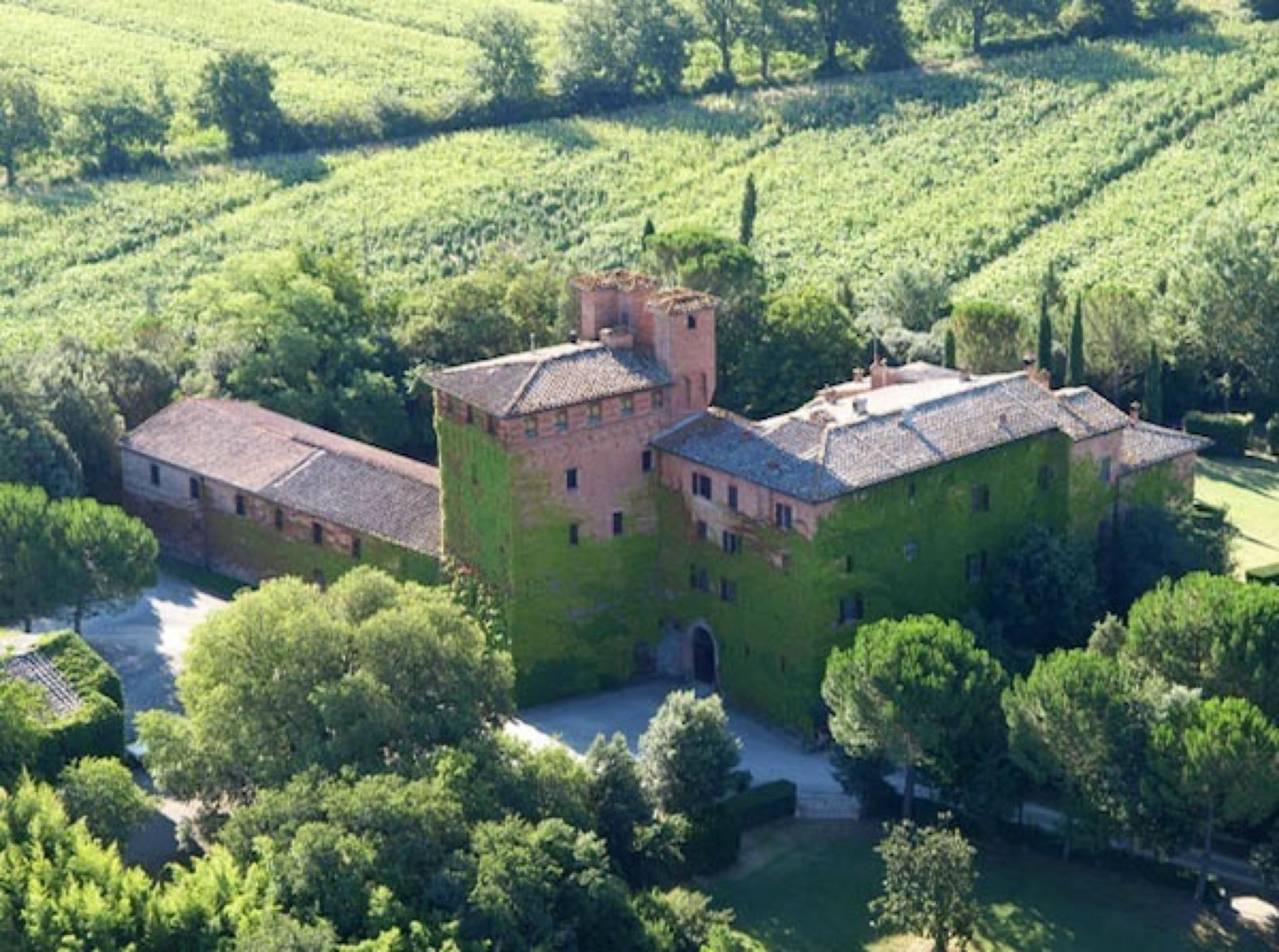 Castello Di San Fabiano Guest House