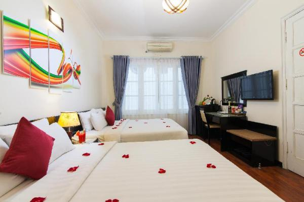 HESTIA LEGEND HOTEL Hanoi