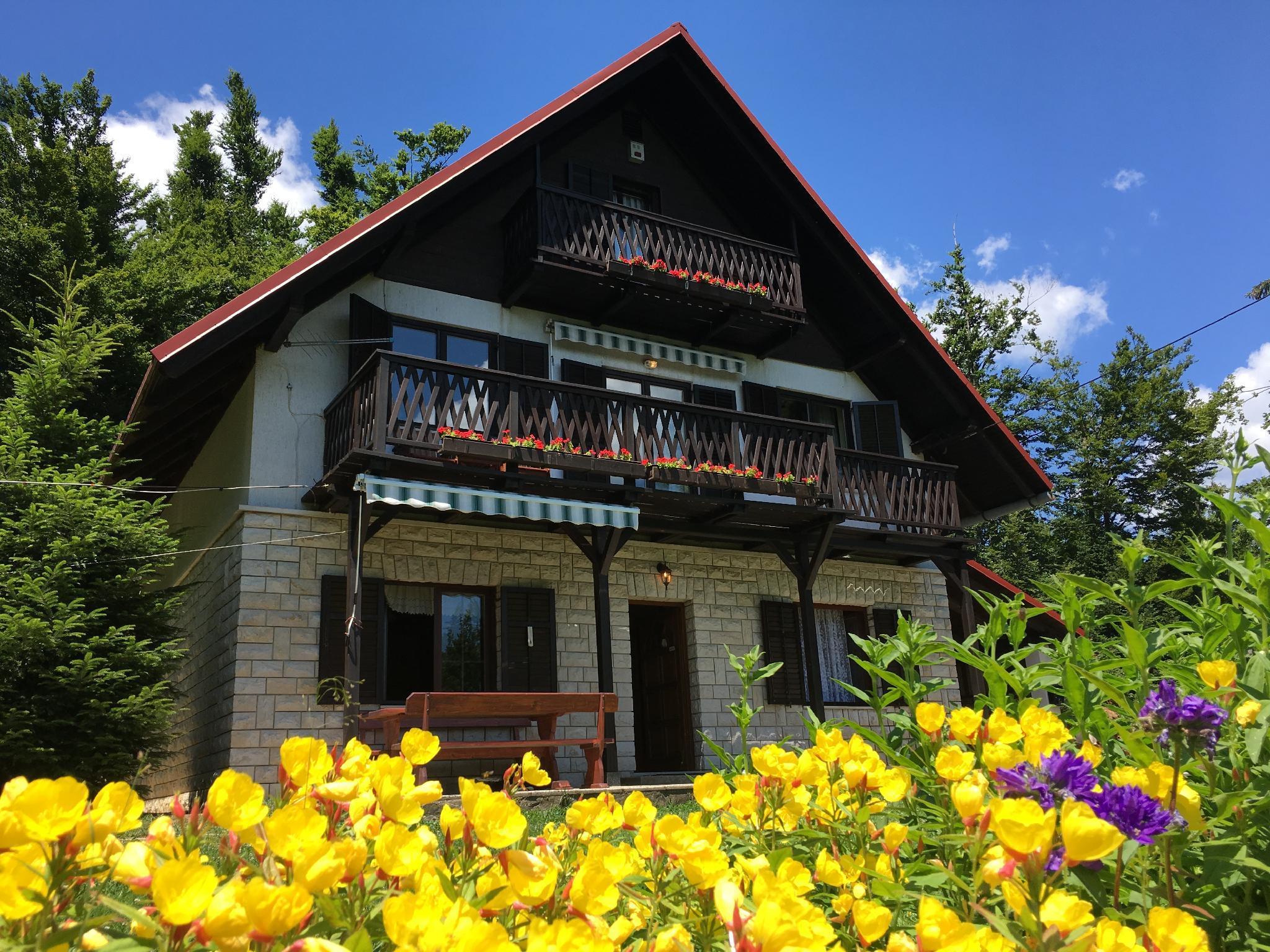 The Mountain Paradise Holiday House