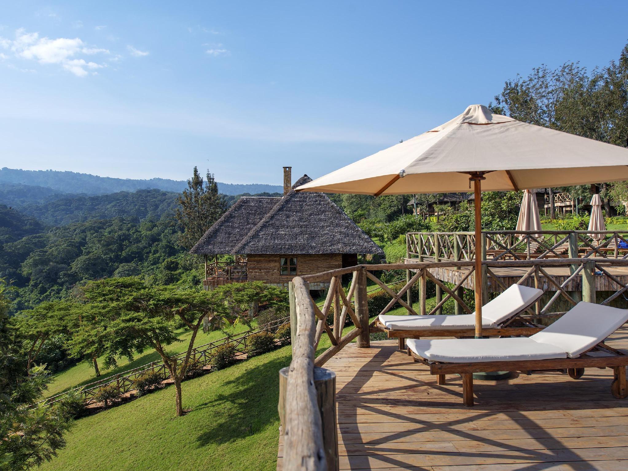 Neptune Ngorongoro Luxury Lodge All Inclusive