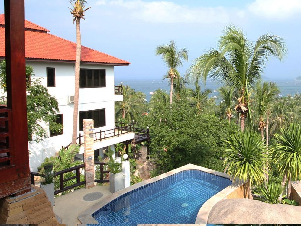 Villa Seaview Garden