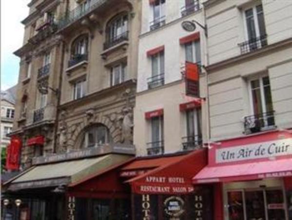 Hotel Karraz Paris