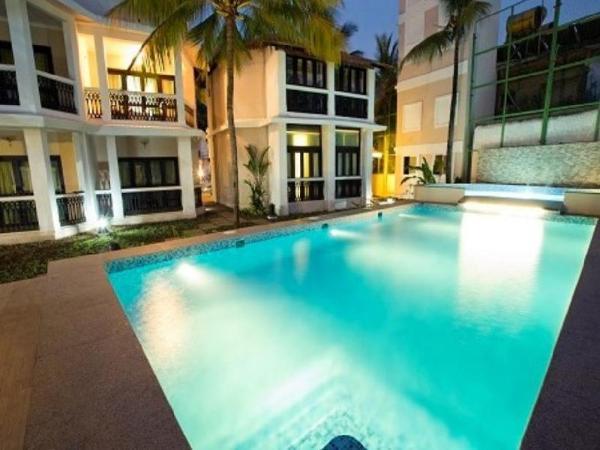Resort Coqueiral Goa