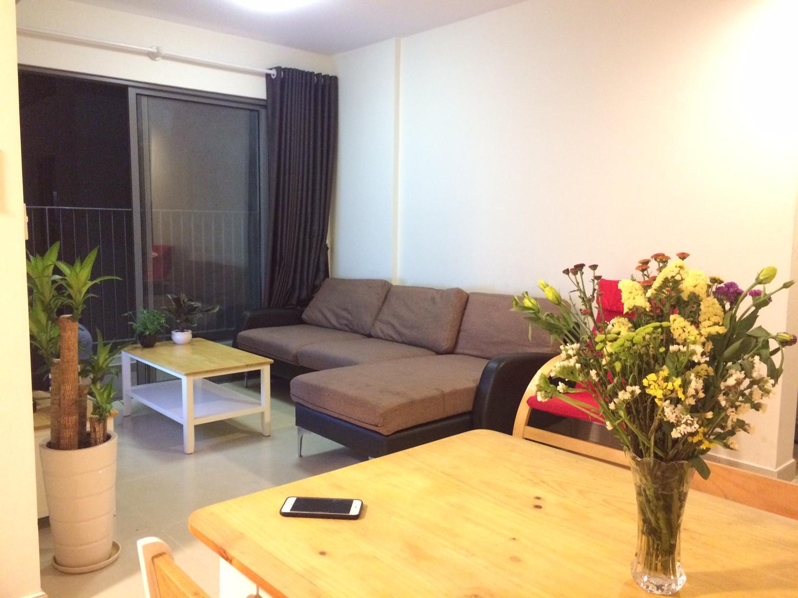 Apartment Masteri Thao Dien At Floor 38