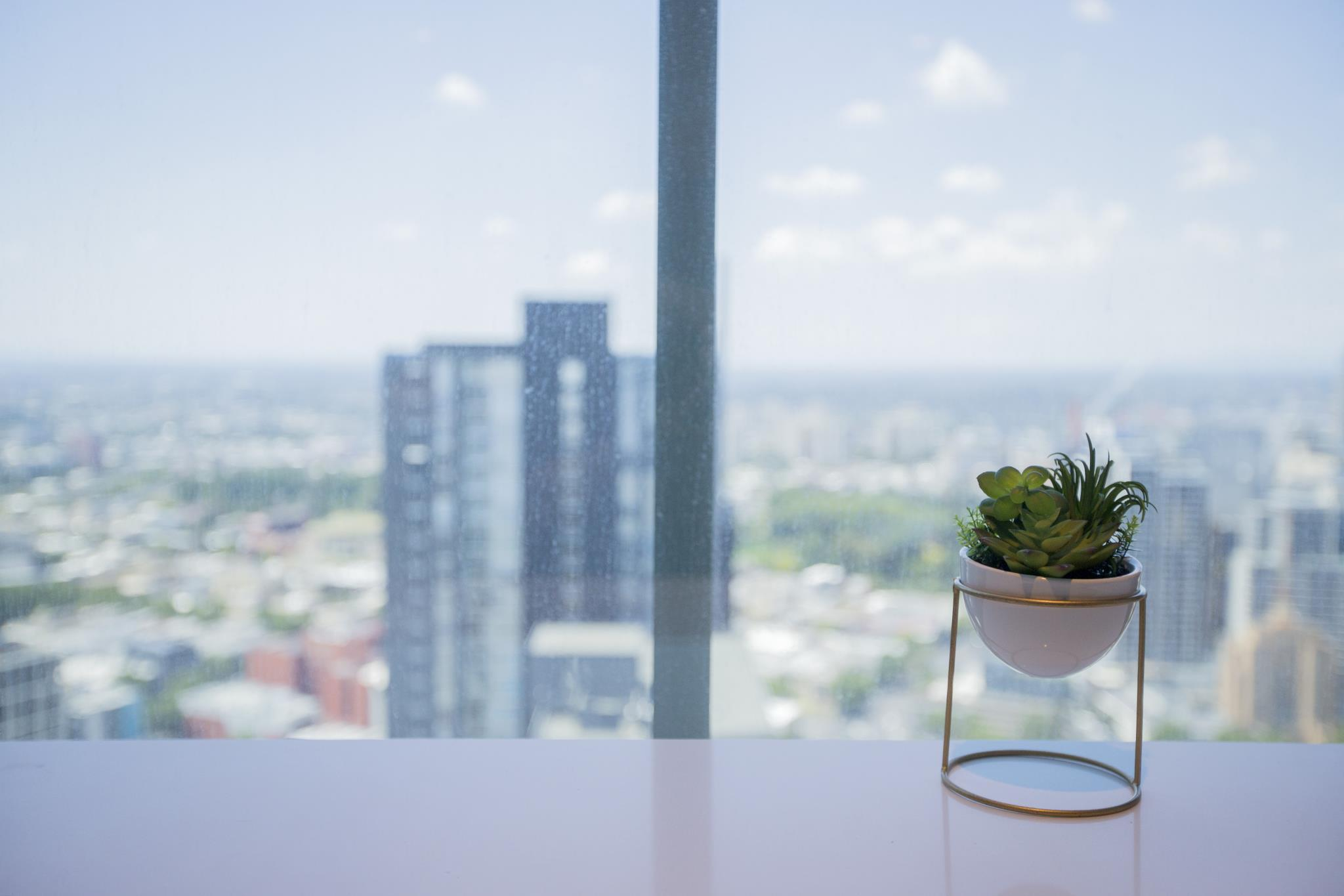 CBD Sky High Featured Balcony Best Stay