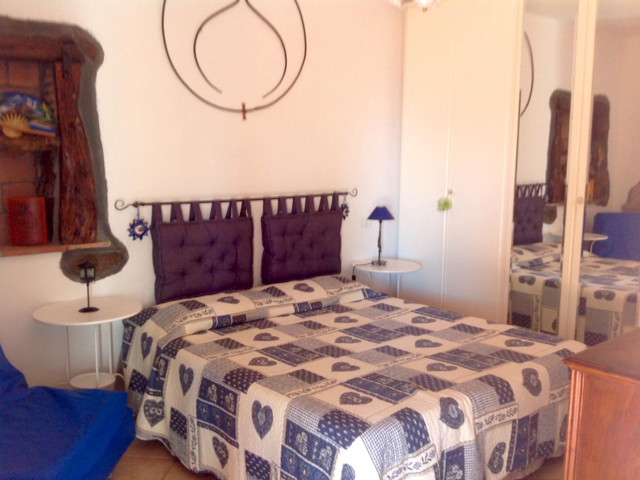 Appartamento In Villetta Vista Mare