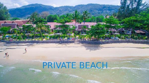 Andaman Bangtao Bay Resort Phuket