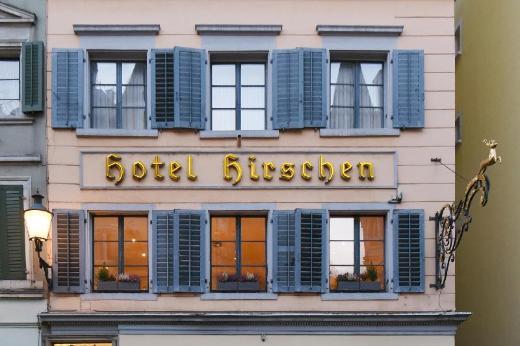 Hotel Hirschen & Weinschenke