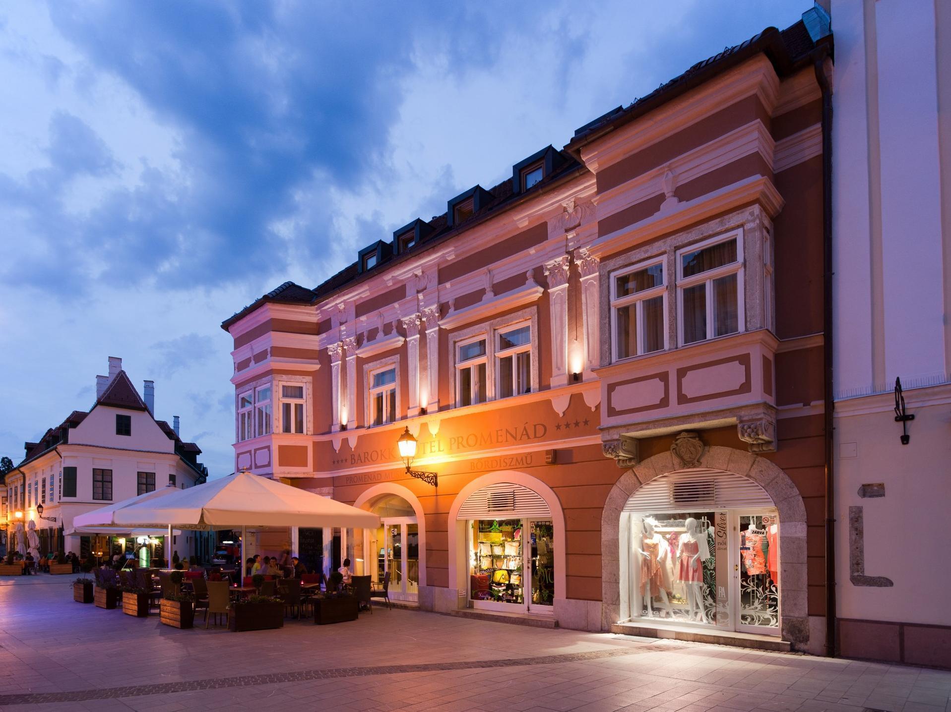 Barokk Hotel Promenad
