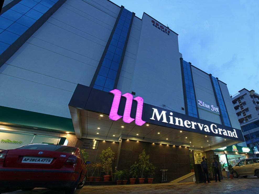 Minerva Grand Hotel   Kondapur
