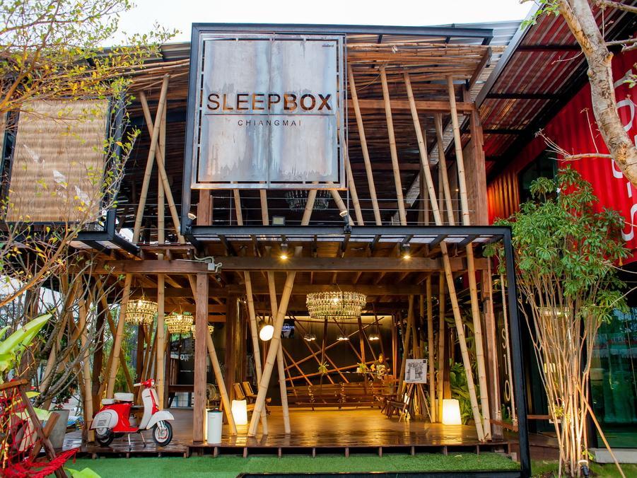จองราคาดี โรงแรมสลีป บ็อกซ์ - เชียงใหม่ รีวิว Pantip