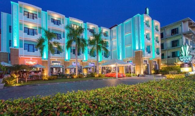 โรงแรมเวฟ – Wave Hotel