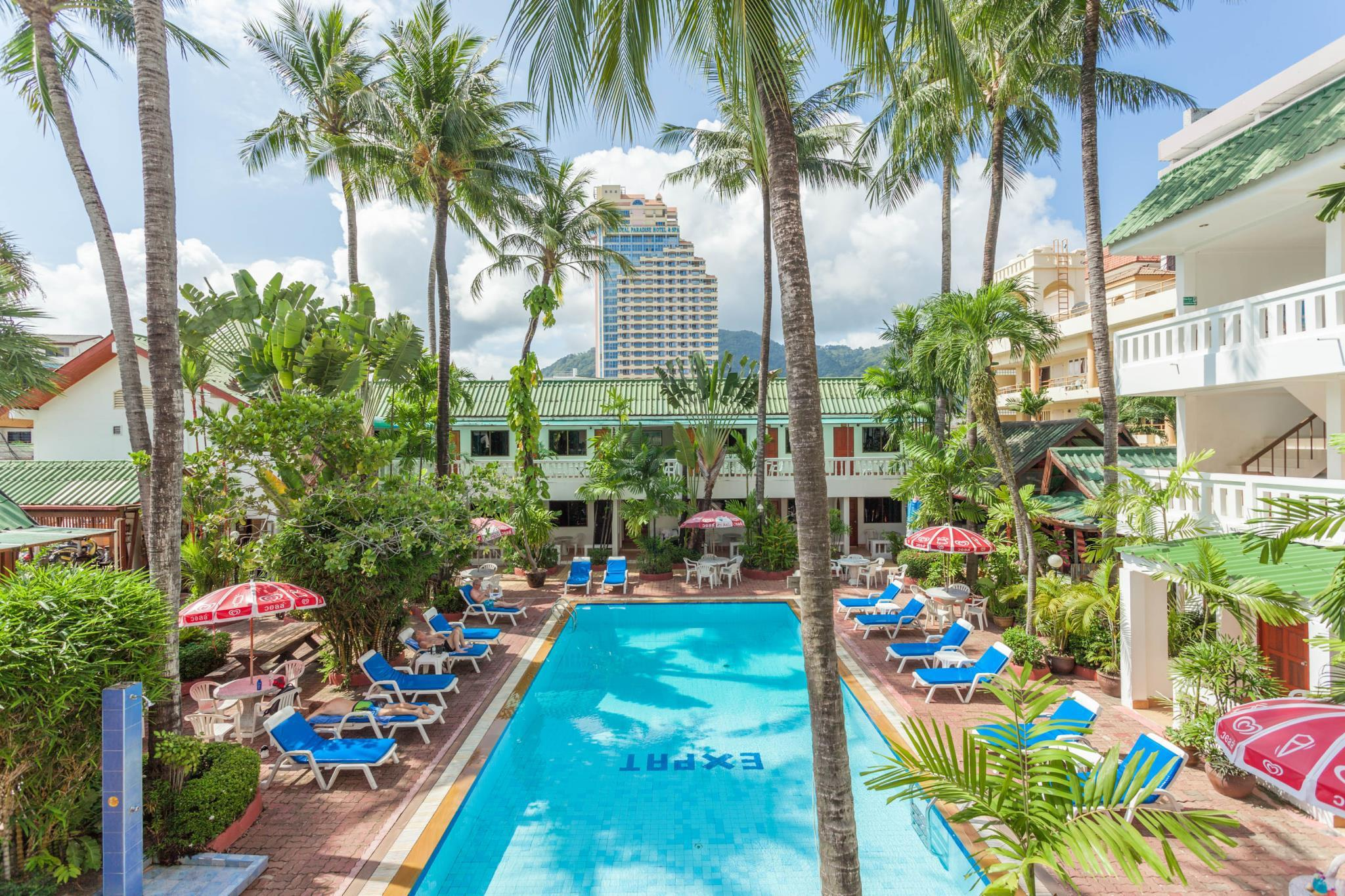 Expat Hotel โรงแรมเอ็กซ์แพท