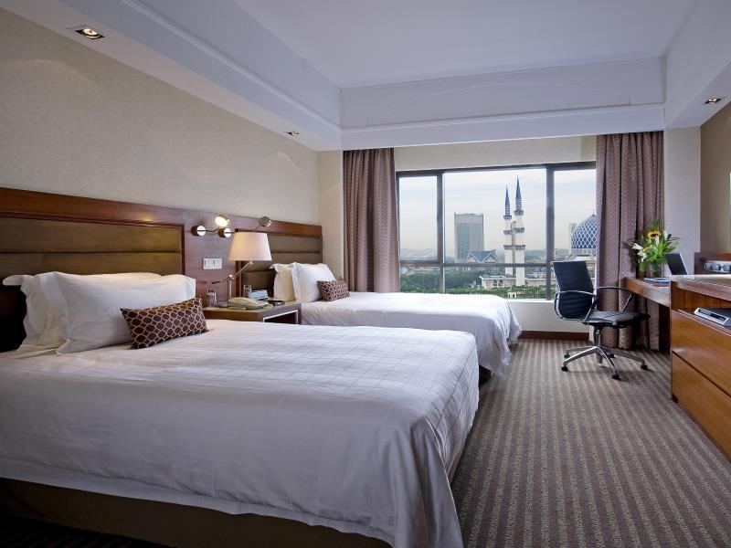 Concorde Hotel Singapore Overview