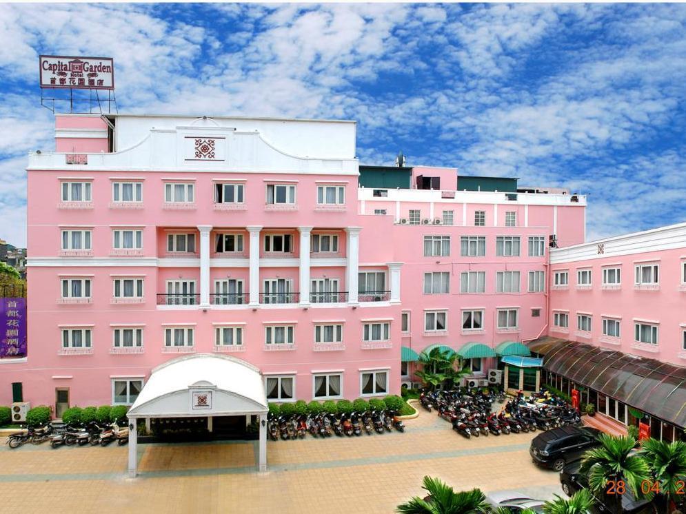 Capital Garden Hotel Hanoi