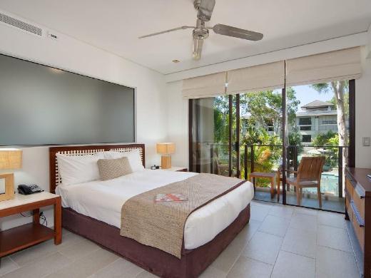 Sea Temple Palm Cove Private Studio 212