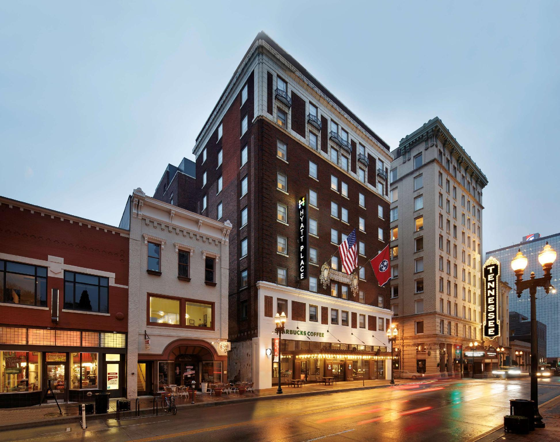 Hyatt Place Knoxville Downtown