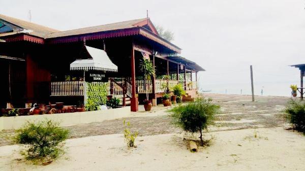 Kapas Island Resort Pulau Kapas