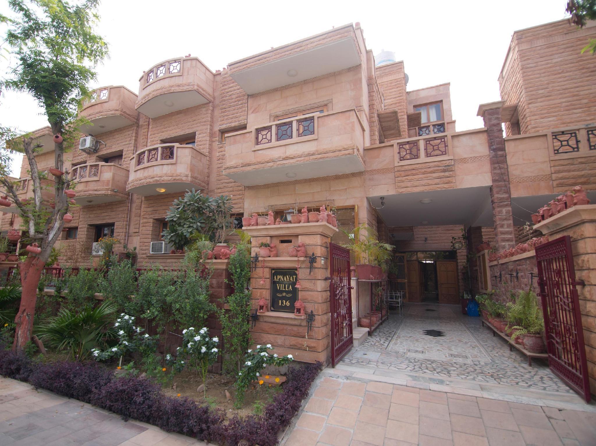 Apnayt Villa   A Luxury Homestay