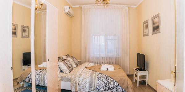 Apartment near Expo Center Moscow