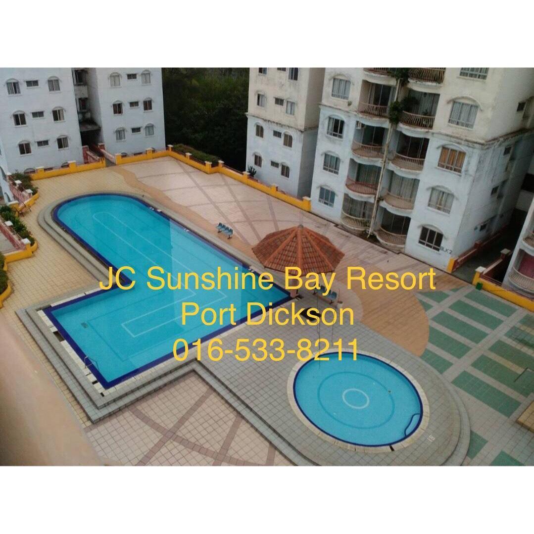JC Sunshine Bay Resort 1 Bedroom Apartment