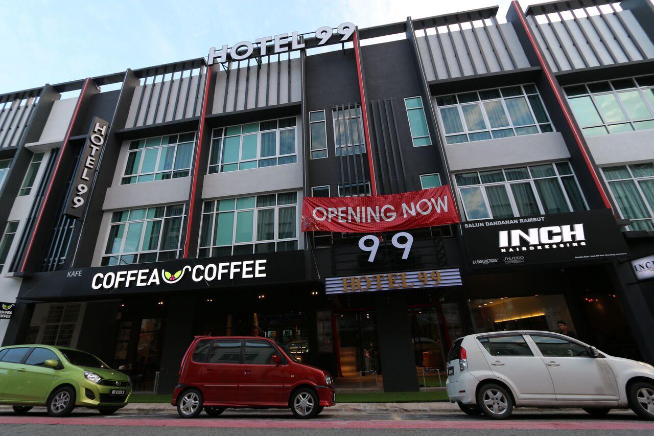 Hotel 99   Sri Petaling @ Bukit Jalil