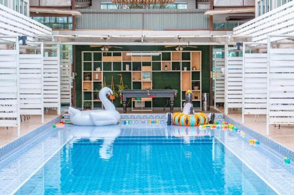 Villa Pool Lay Resort Pattaya Pattaya