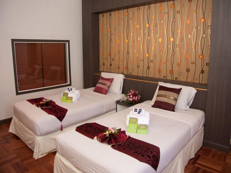 Ayutthaya Grand Hotel อยุธยา แกรนด์ โฮเต็ล