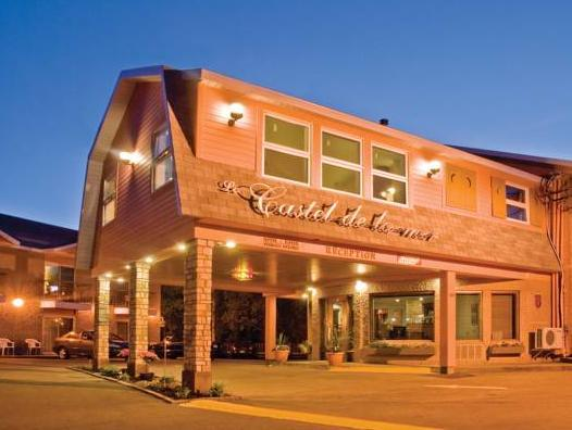 Hotel Motel Castel De La Mer