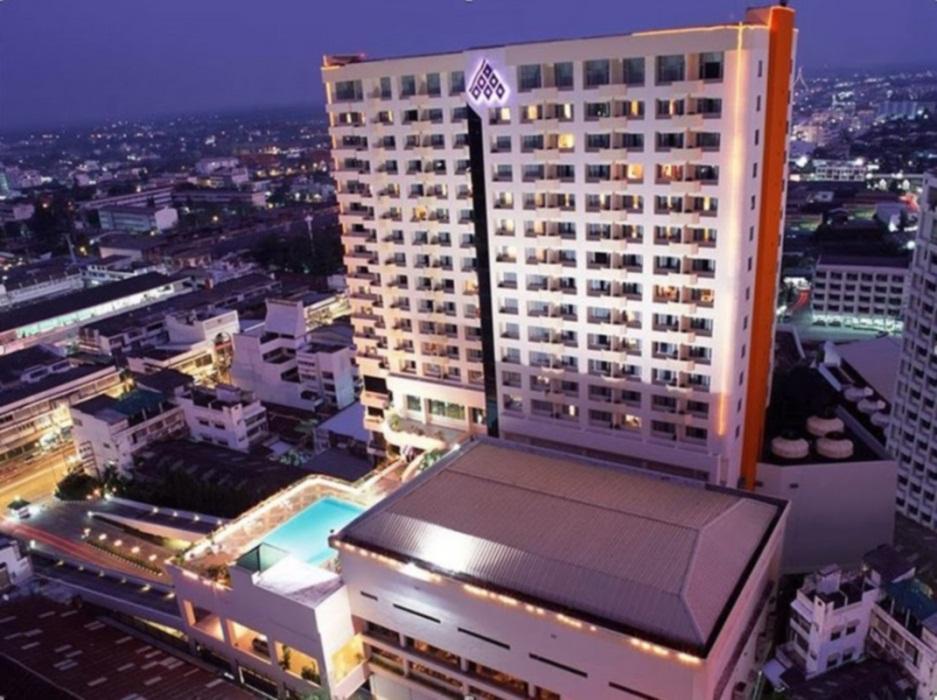 Charoenthanikhonkaen Hotel โรงแรมเจริญธานี ขอนแก่น