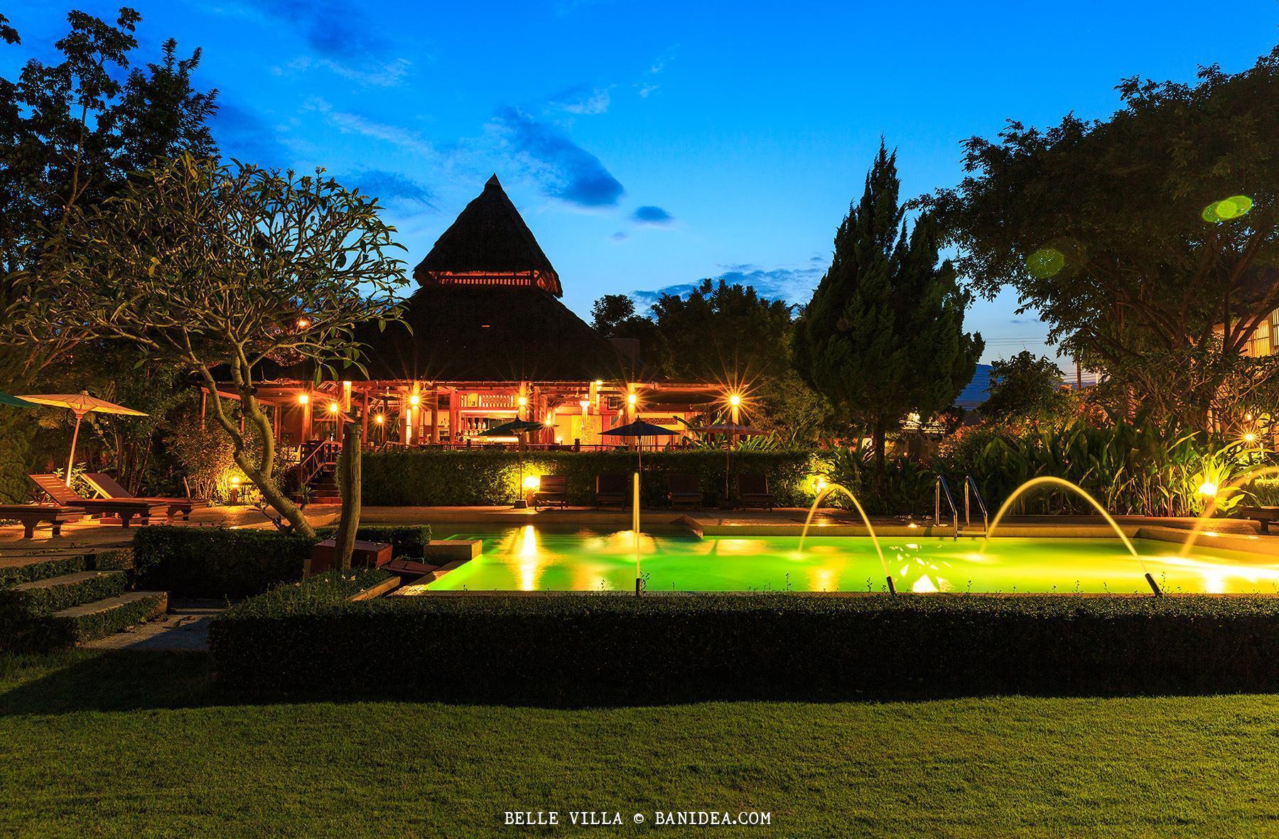 Belle Villa Resort Pai เบลล์ วิลลา รีสอร์ท ปาย