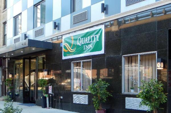 Quality Inn Near Sunset Park New York