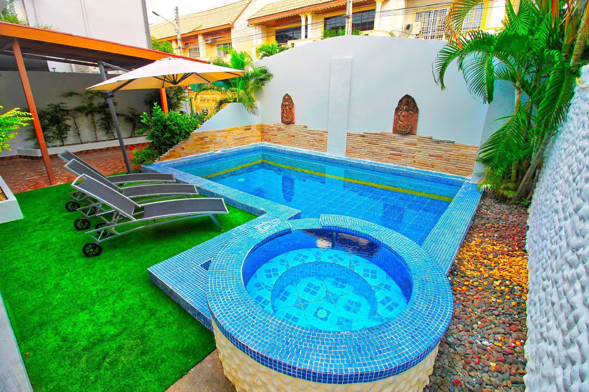 Grande Adam Pool Villa Grande Adam Pool Villa