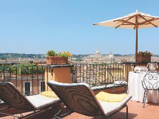 Intercontinental de la ville rome hotel in italy europe for Rome hotel piscine
