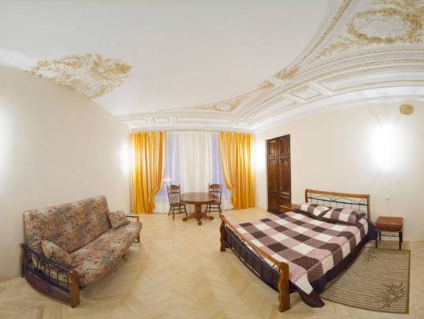 Guest House On Gorokhovaya 32
