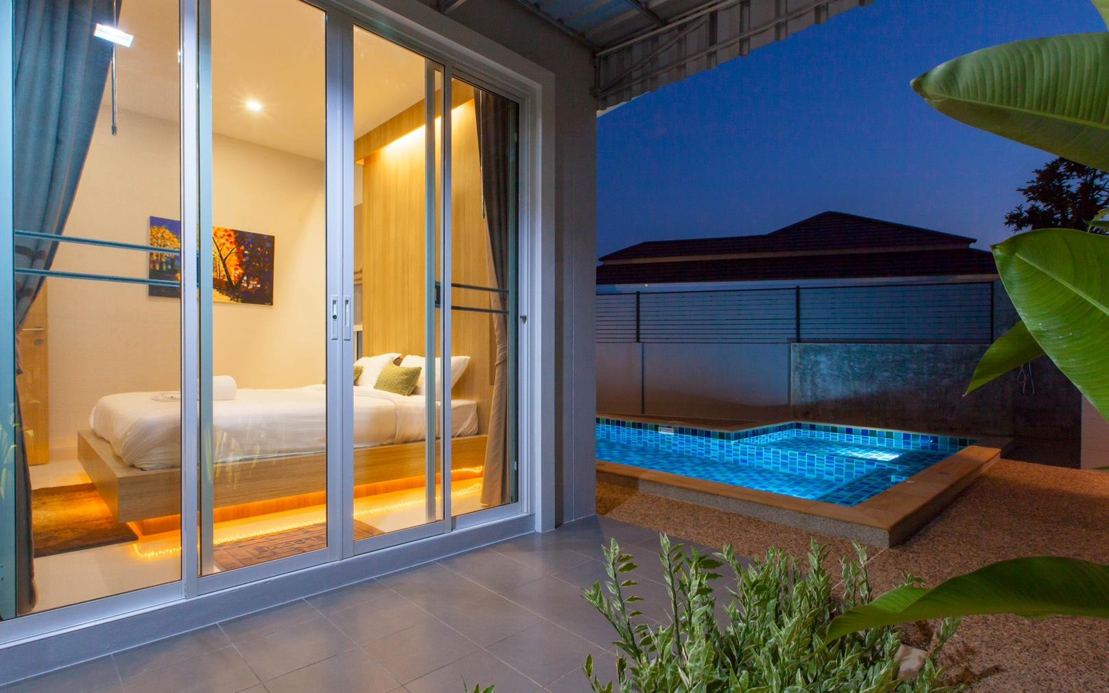 Breath Taking 5 Star Pool Villa Ao Nang Krabi.