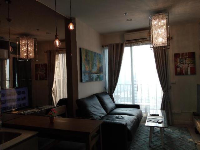 อพาร์ตเมนต์ 1 ห้องนอน 1 ห้องน้ำส่วนตัว ขนาด 34 ตร.ม. – สุขุมวิท – LUXURY 5 star Condo. High Flor (25) THONGLOR