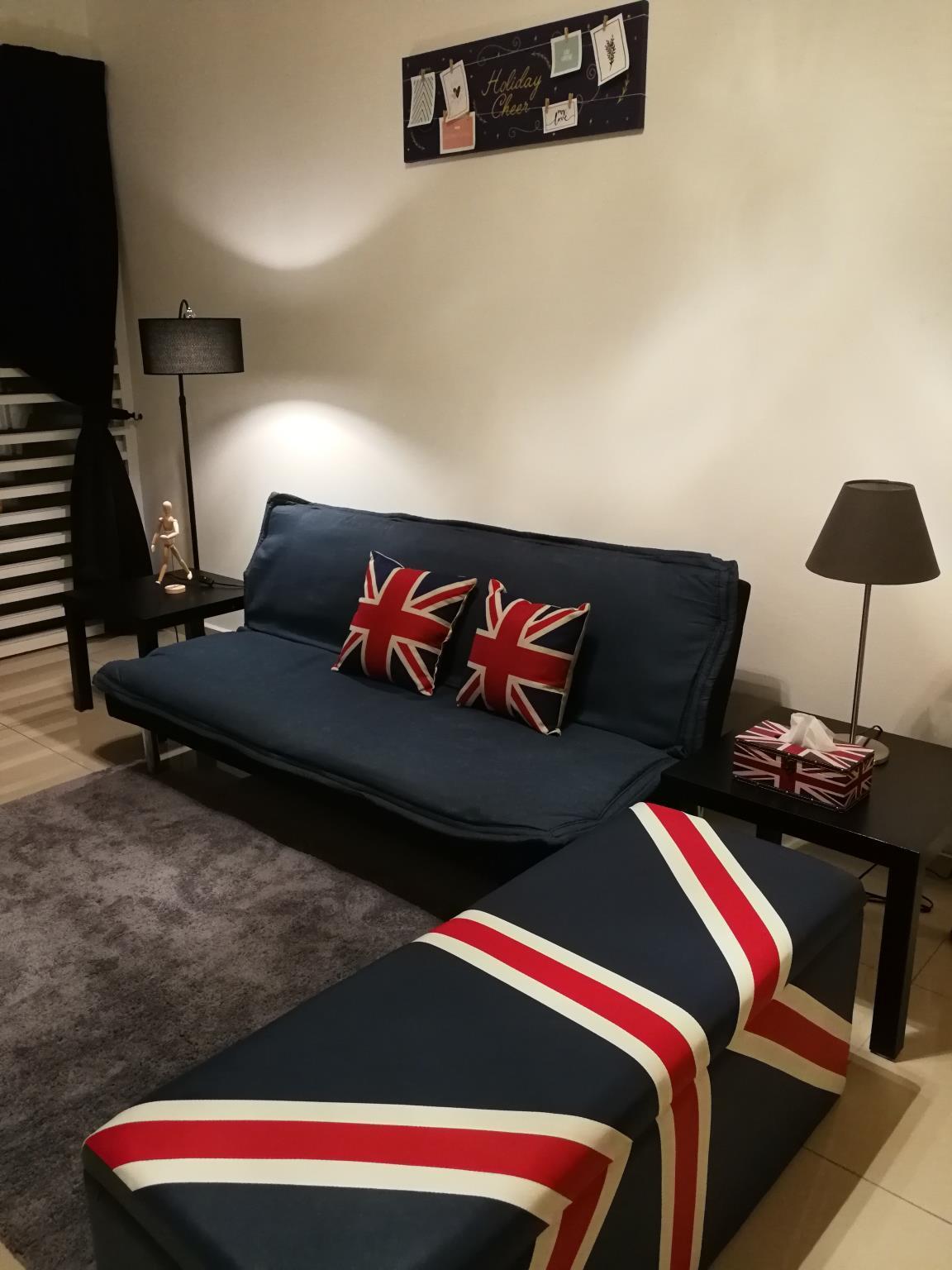 Cozy Modern Condo By MS