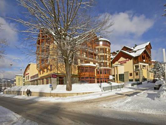Hotel Mercure Krynica Zdroj ResortandSpa