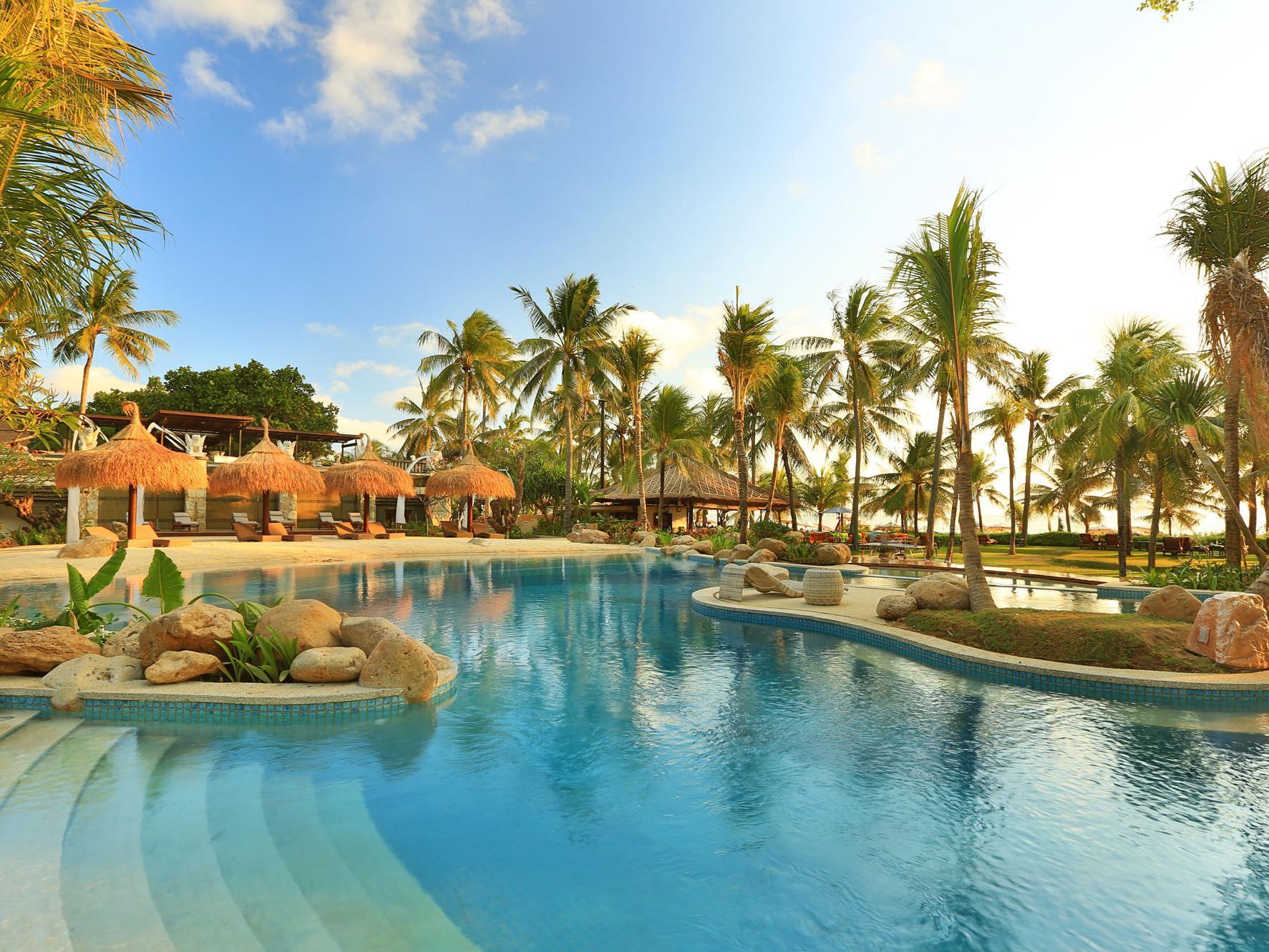 Bali Mandira Beach Resort Spa Bali Indonesia