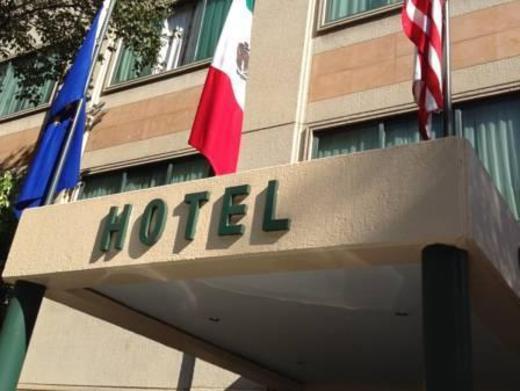Hotel New York Ciudad de Mexico