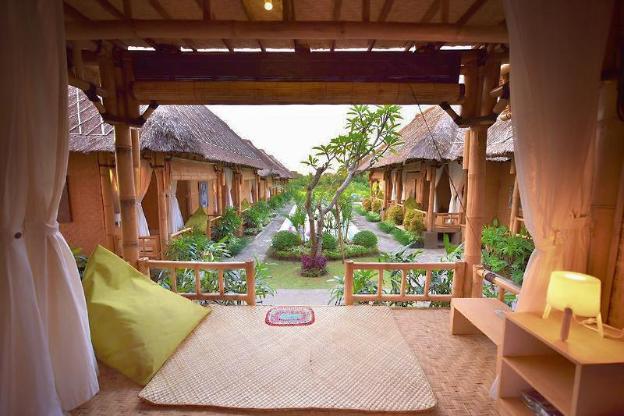 Moon Bamboo Villas