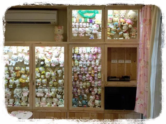 อพาร์ตเมนต์ 1 ห้องนอน 1 ห้องน้ำส่วนตัว ขนาด 42 ตร.ม. – เขาตะเกียบ – Huahin Autumn Condo Sansiri Kitty doll
