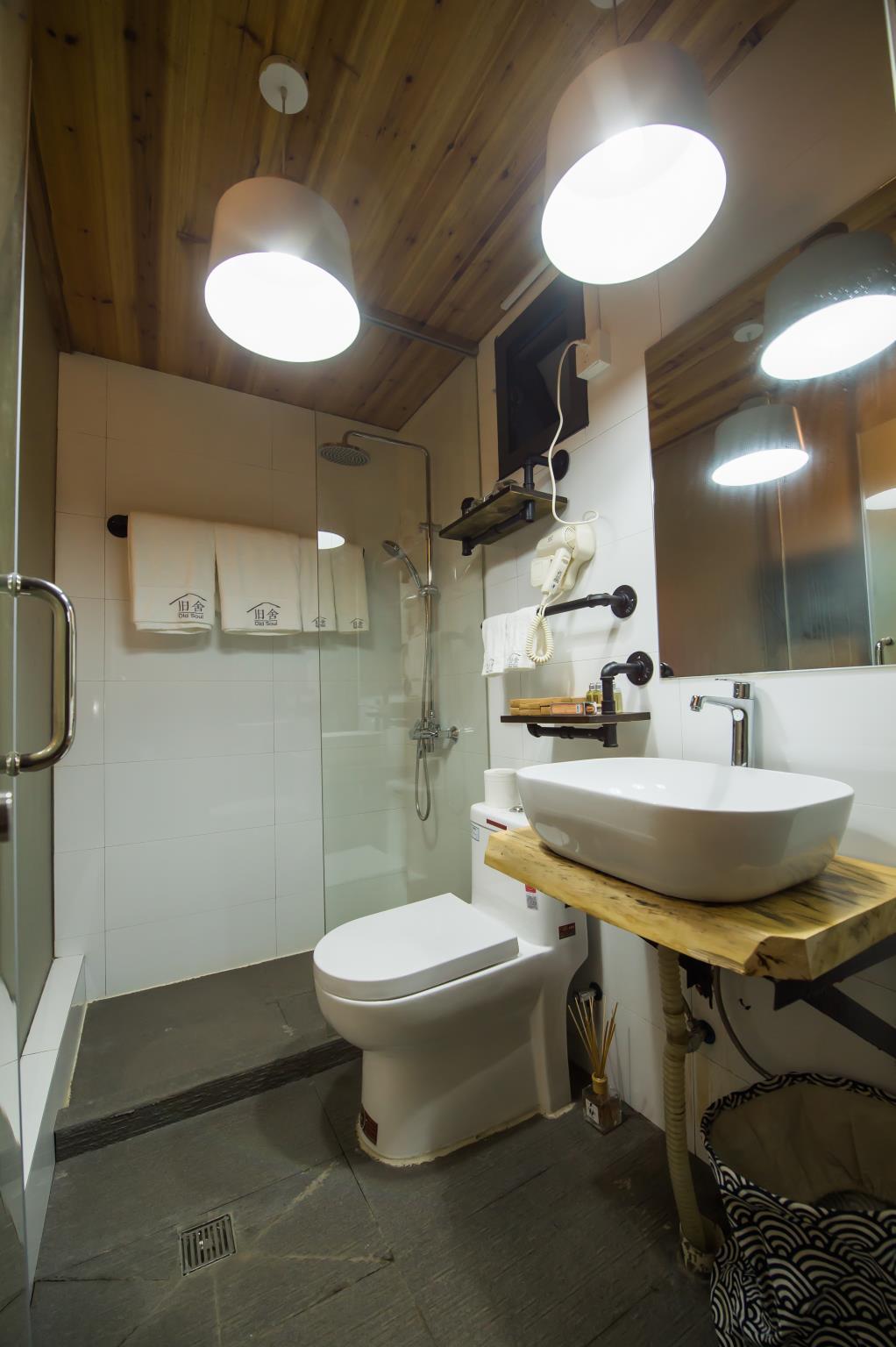 SHUIKOU JIUSHE Studio With Reservoir View